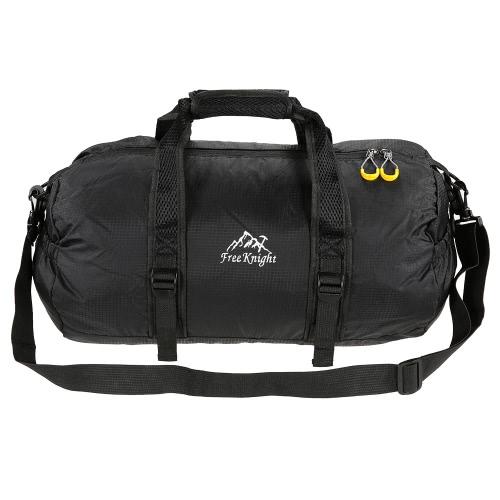 Freie Ritter ultraleichte Packable im Freienbeutel Reisen Handtasche Schultertasche Große Kapazität Eignung-Yoga-Duffle Bag Satteltaschen- Körpertasche