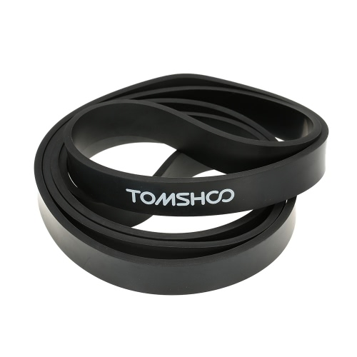 TOMSHOO 208cm Workout Loop Band Pull Up Assist Band Stretch Resistance Band
