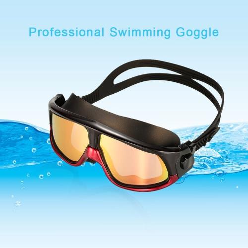 Professionale per adulti regolabile anti-fog protezione UV impermeabile Occhiali Occhialini da nuoto Occhiali