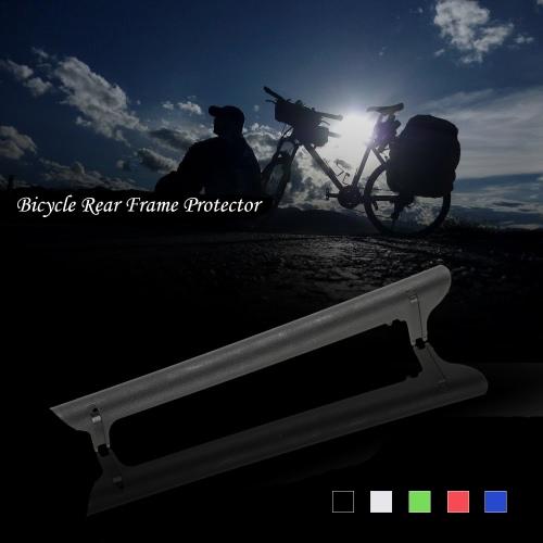 Bici bicicletta catena Protector Telaio Rimani Guardia rilievo copertura posteriore Guardia Telaio