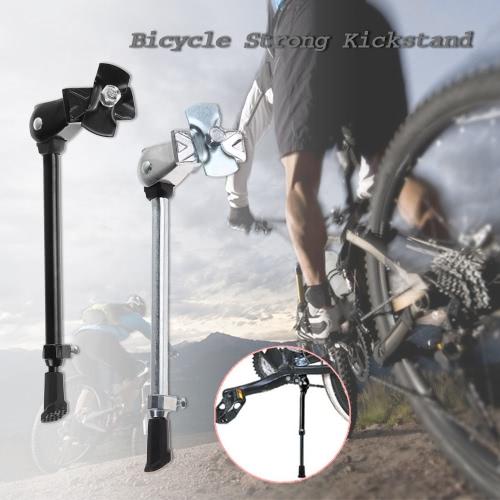 Велосипед цикла MTB Кик Стенд Brace подножку с резиновыми Foot
