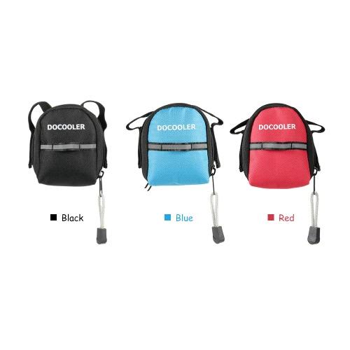Docooler Bike Bicycle Cycle Saddle Bag Ultra-light Seat Bag Pouch Rear Tail Pack Bag Image