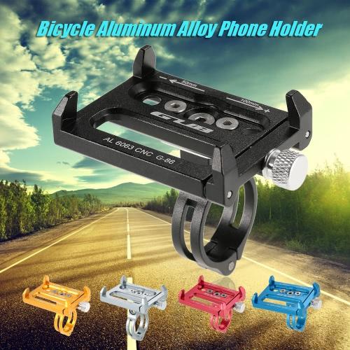 GUB Aluminiumlegierung Fahrradtelefonhalter