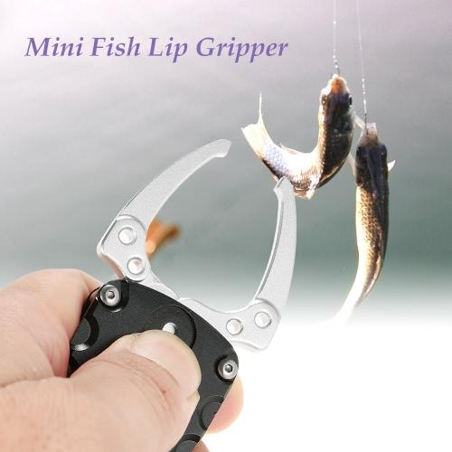Docooler Мини Рыба Lip Возьмитесь Grabber Gripper рыболовную приманку ручка Grab инструменты Байдарка Снасть