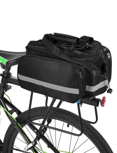 Lixada Bicycle Rear Seat Bag