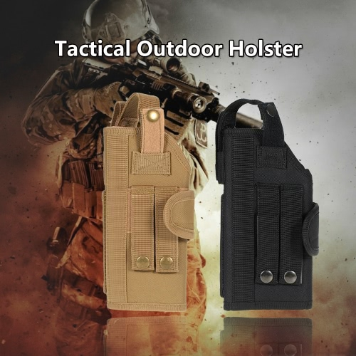 Tactical Außen Holster Pouch Wrap Design Tactical Kit Militärgang Zubehörtasche Utility Tool