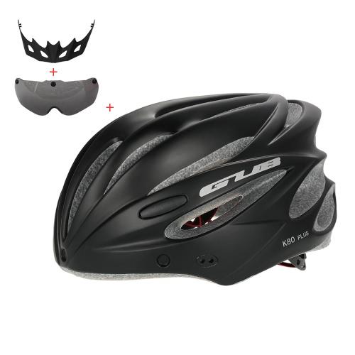 Image of GUB Integrated In-mold Ultra-lightweight Bicycling Biking Bicycle Helmet Roller Skating Scooter Protective Helmet 17 Vents Skating Helmet