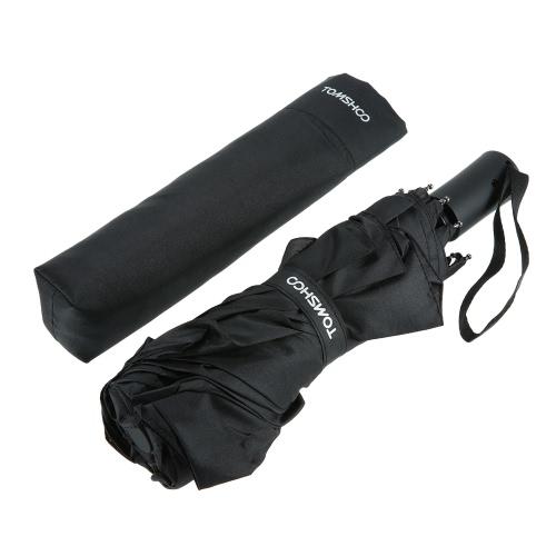TOMSHOO Windproof Double Canopy Автоматический зонт