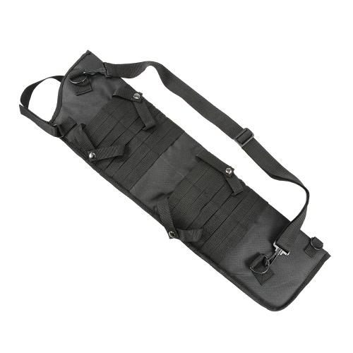 Caccia esterna tattico bagagli della guaina guaina Storage Bag a tracolla la cinghia di MOLLE Custodia con maniglia