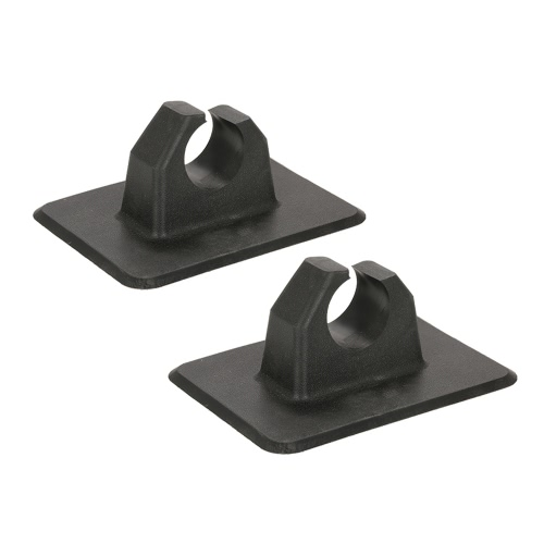 2pcs Remo Canottaggio Polo Paddle clip Holds Inflatable Boats titolari Dinghy Kayak Paddle Mount Patch