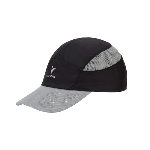 VEPEAL Unisex Quick-drying Mesh Baseball Sun Cap Outdoor Lightweight UV Protection Sports Hat