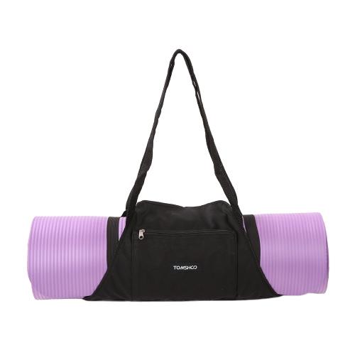 TOMSHOO Yoga Mat Carrier Esercizio Yoga Borsa a tracolla Borsa a tracolla per palestra Fitness Sport Workout Travel