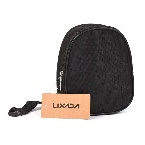 Lixada Малый Reel Bag Medium Снасти сумка Многофункциональный Рыбалка Spinning Reel Защитная сумка Обложка Камуфляж
