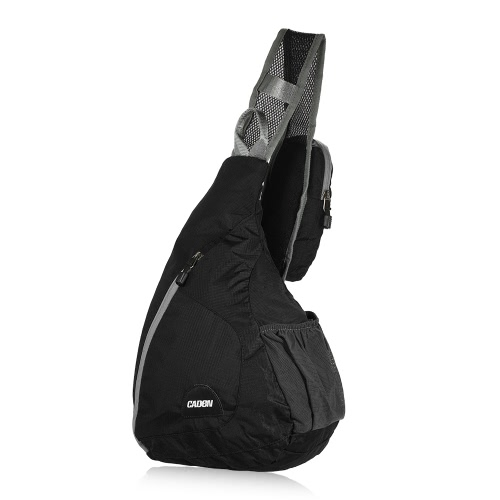 Сумка из нейлоновой сумочки из треугольного плеча Рюкзак для ремня Sling Pack Спортивный сундучок Рюкзаки Sling Shoulder Bag
