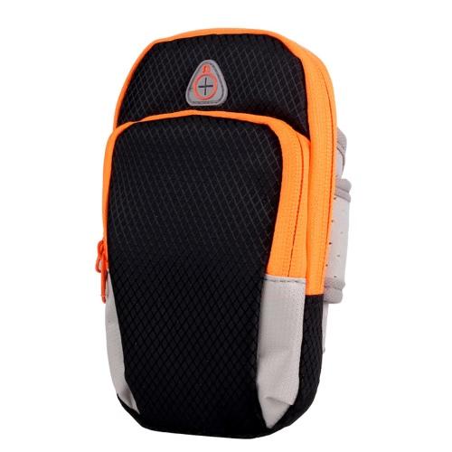Brazalete deportivo deportivo universal impermeable bolso de hombro