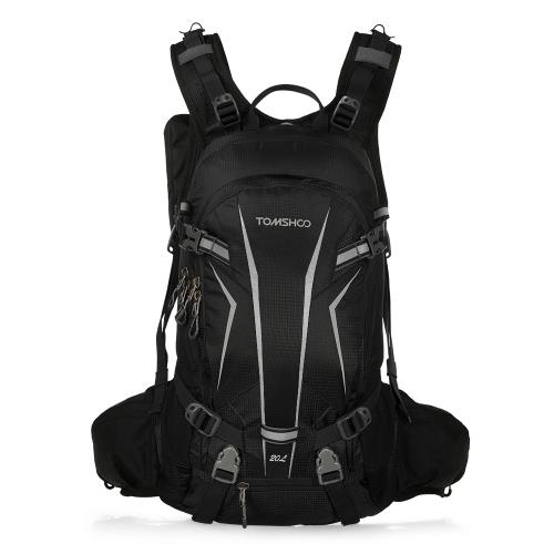 TOMSHOO 20L Водонепроницаемый велосипедный рюкзак