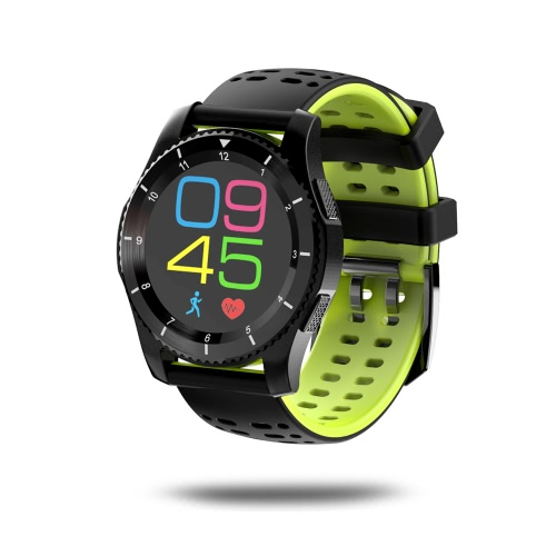GS8 G8 MT2502 Blood Pressure Heart Rate Sports Watch