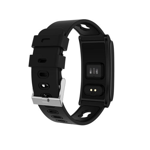 Ultra Thin Fitness Tracker Health Sleep Activity Tracker Sport Watch Wristband with Blood Pressure H