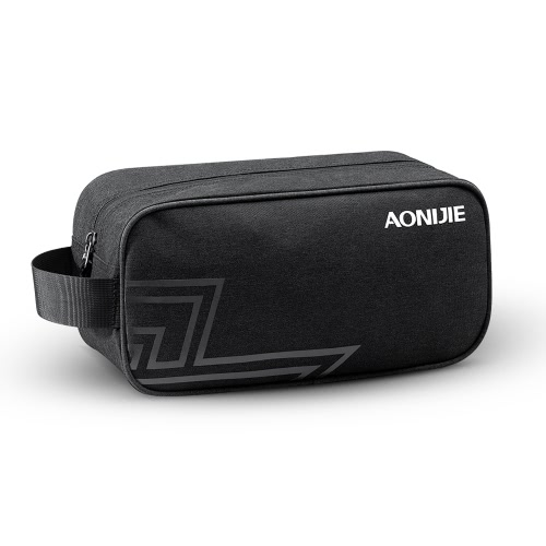 AONIJIE Multifunktionale tragbare Reise-Schuh-Tasche