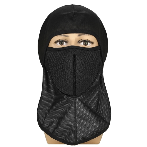 Lixada Thermal Cycling Fleece Hood Пылезащитная ветрозащитная зимняя шея Warmer Collar Face Mask Caps Riding Masks Guard Headwear Head Cover