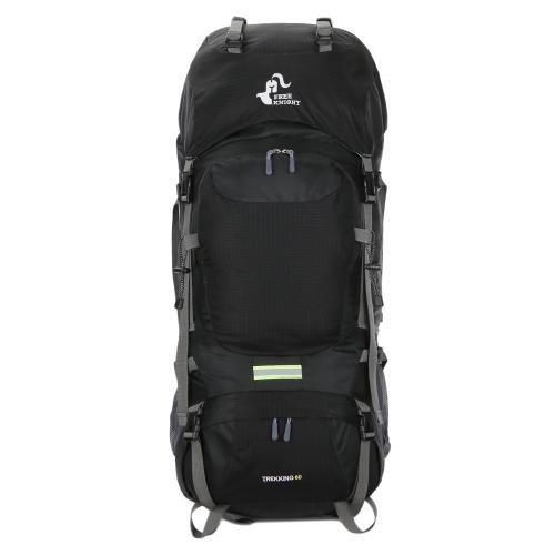 Free Knight 60L multifunktionale packbare Wandern Daypack Reise Rucksack