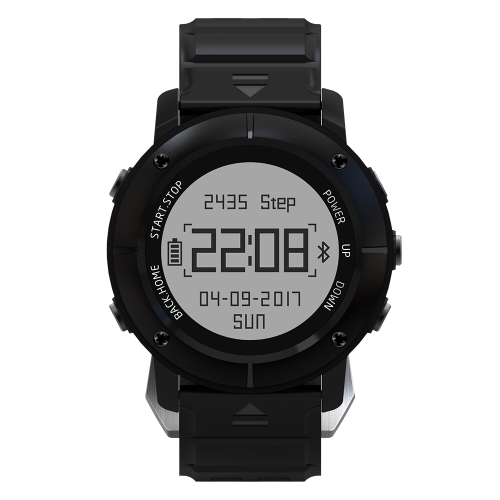 Uwear UW80 Outdoor Smart Sport GPS Uhr