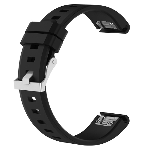 Band per Fenix5 Approach S60 Forerunner935 Multi-Sport Training GPS Watch Accessory Band Sostituzione cinturino con Pin Strumenti di rimozione per Garmin Fenix5 Smart Watch