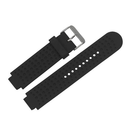 Multi-Sport Training GPS Watch Zubehör Band Ersatz-Uhrenarmband mit Pin Removal Tools für Smart Watch Garmin Forerunner220 / 230/235/620/630/735