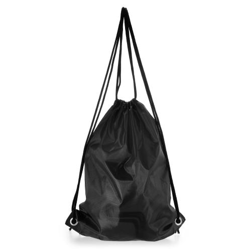 16L Легкий Drawstring Рюкзак Открытый Спорт Тренажерный зал Сумка Сумка для путешествий Сумка для пляжа Пляжная сумка