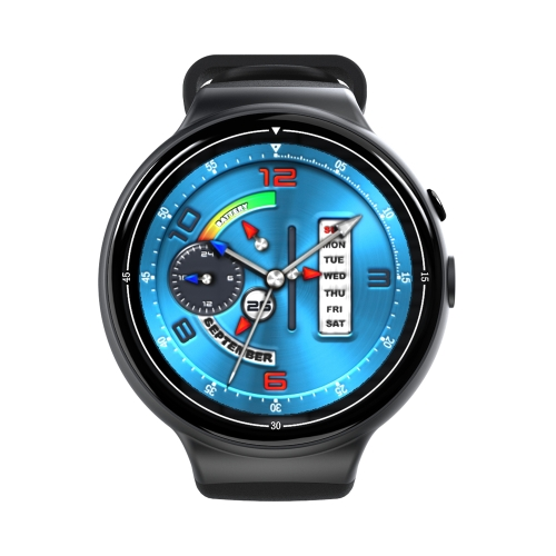 I4 Luft Pulsmesser GPS Smart Watch