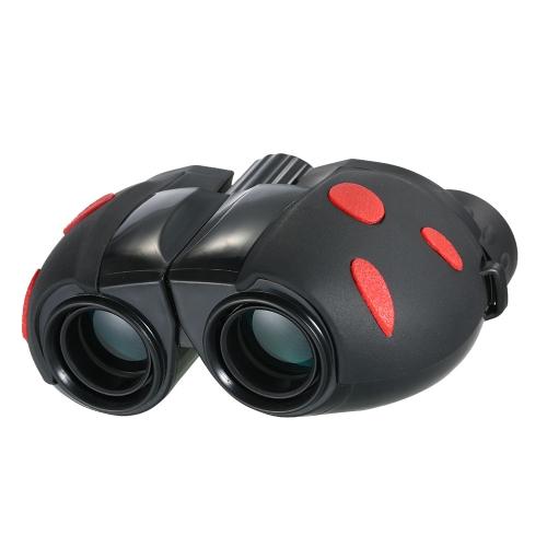 Binoculares compactos 8X22 para niños ligero portátil al aire libre telescopio binocular regalo