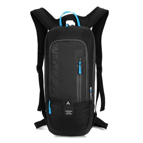 Mochila de ciclismo resistente al agua al aire libre Deportes Bike Travel Daypack Bag para montar a caballo correr Senderismo Camping