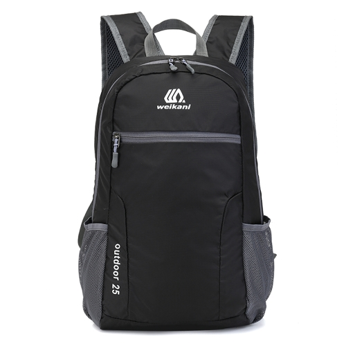 25L Ultraligero Packable Mochila resistente al agua Plegable Deporte al aire libre que acampa yendo de excursión Ciclismo Handy Travel Daypack Bag