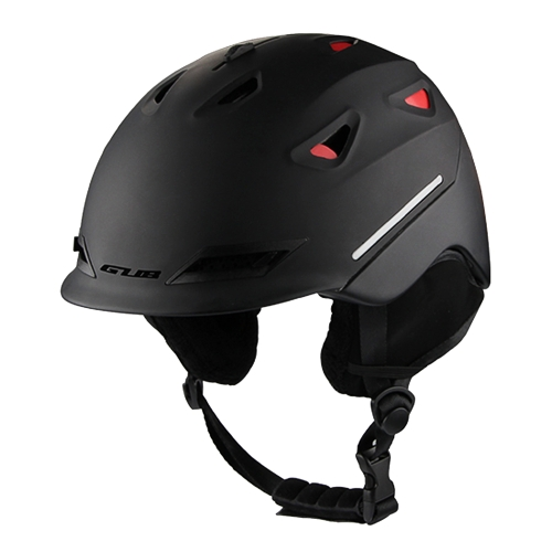 GUB Snow Sport Helmet Outdoor Winter Windproof Ciclismo Esquí Snowboard Casco de seguridad Ventilación ajustable