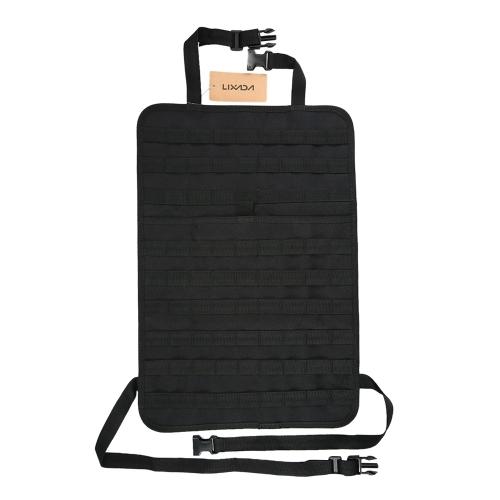 Lixada Autositz Organizer Bag Pack Sitz Zurück Tasche Fahrzeug Aufbewahrungstasche Halter Autositz Tasche Protector Mat