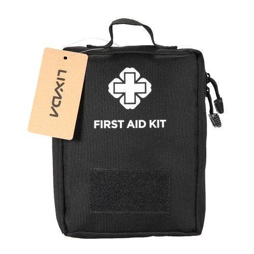 Комплект первой помощи Lixada Пустая сумка для путешествий в чрезвычайных ситуациях