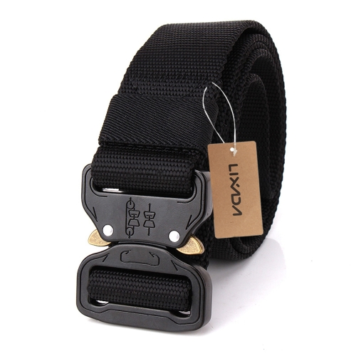 Lixada Heavy Duty Waist Belt Adjustable Nylon Belts