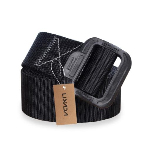 Cinturones de nylon ajustables de la correa de cintura resistente de Lixada con los accesorios de la caza de la hebilla