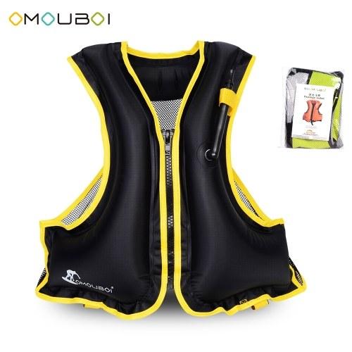 Adult Inflatable Swim Vest Life Jacket