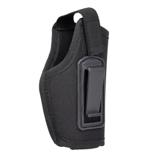 Portable Lightweight Hunting Gear Holder Bag Right and Left Universal 6.1 Inch Concealed Carry Holster Bag with Clip