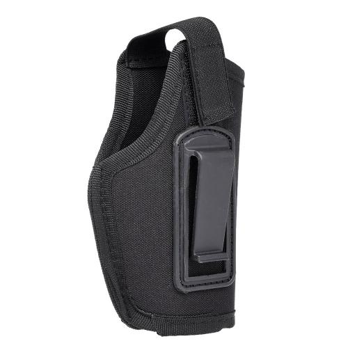 Tragbare leichte Jagdausrüstung Halter Tasche rechts und links Universal 6.1 Zoll verdeckte Trage Holster Tasche mit Clip