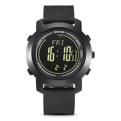 SPOVAN Sport Casual Männer Smart Watch Intelligente Männer Uhren Wasserdicht Sport Tracker Smart Armband