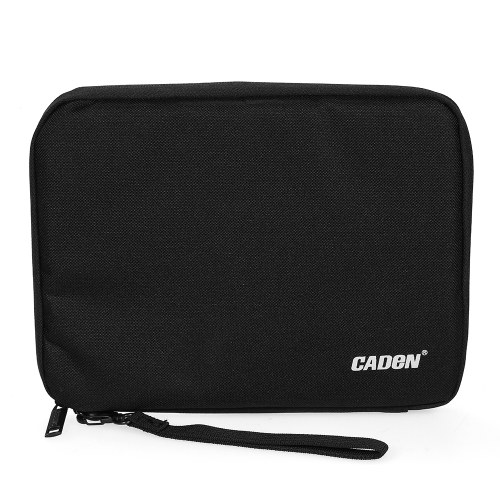 Travel Bag Case Handbag Electronic Accessories Organizer Bag for USB Cable Charger