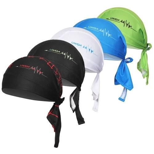Image of Outdoor Radfahren Einstellbare Headwrap Atmungsaktiv Quick-dry Fahrrad Stirnband Cap Motorrad Radfahren Kopftuch