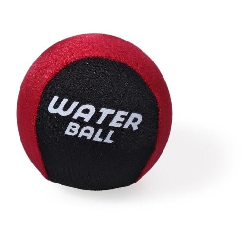 Bola de água quicando