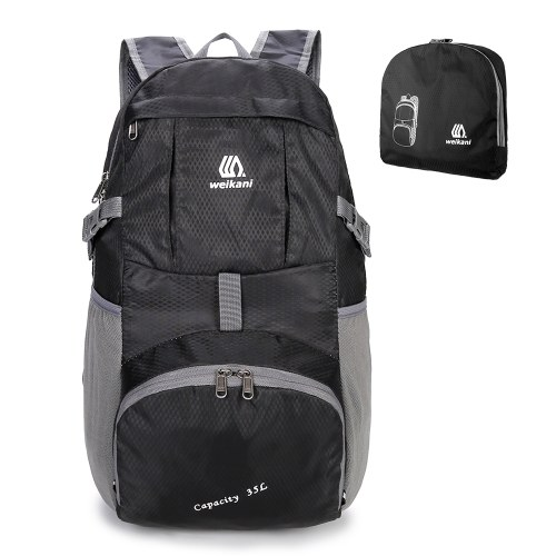 Portable Men Women Backpack for Travel Camping Hiking