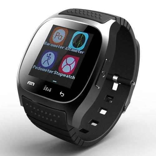 Montre de sport anti-perdue pour le bracelet intelligent intelligent d'iOS d'iOS