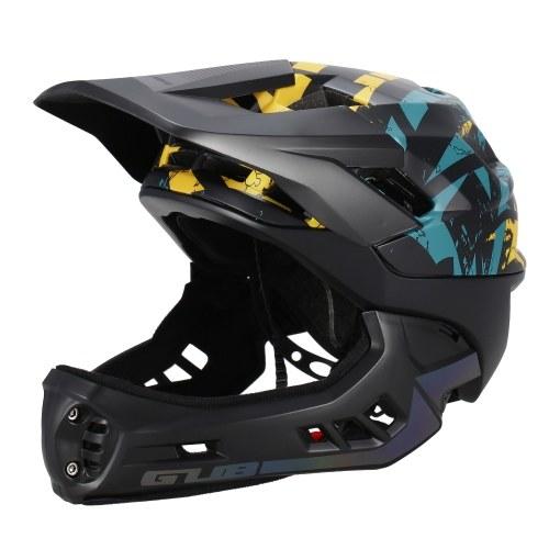 GUB Detachable Full Face Helmet for Child