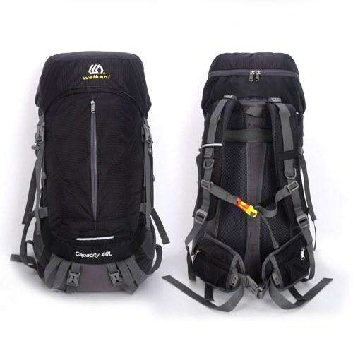 40+10L Hiking Backpack Outdoor Waterproof