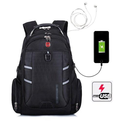 sac d'ordinateur portable multifonction Sac à dos d'ordinateur portable seulement € 19,06